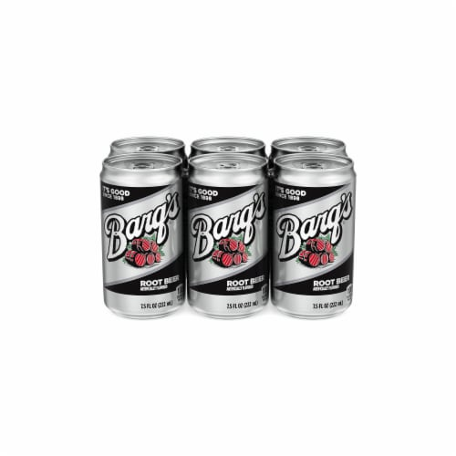 Barq's Root Beer Perspective: front