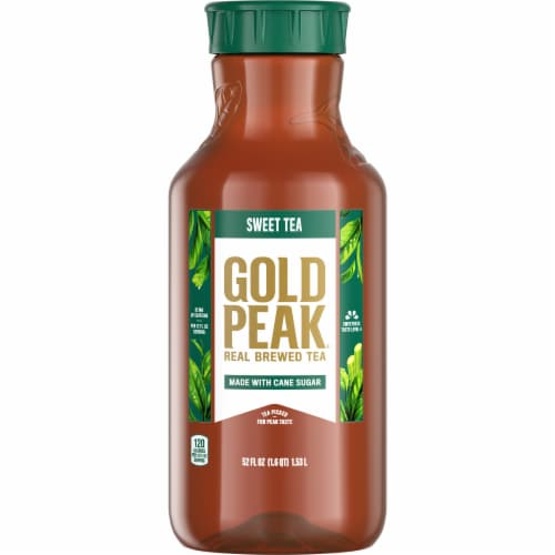 Gold Peak Sweet Black Tea Perspective: front