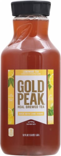 Gold Peak Lemonade Tea Perspective: front