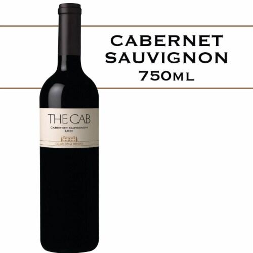 Cosentino Winery The Cab 2012 Cabernet Sauvignon Perspective: front