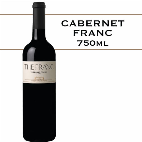 Cosentino THE Franc Red Wine Perspective: front