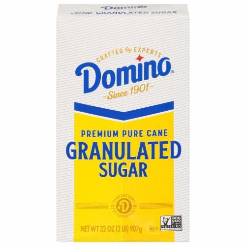 Domino Premium Pure Cane Granulated Sugar Perspective: front