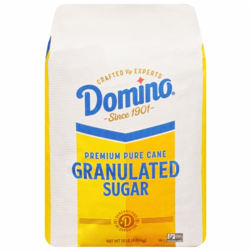 Domino Granulated Sugar Perspective: front