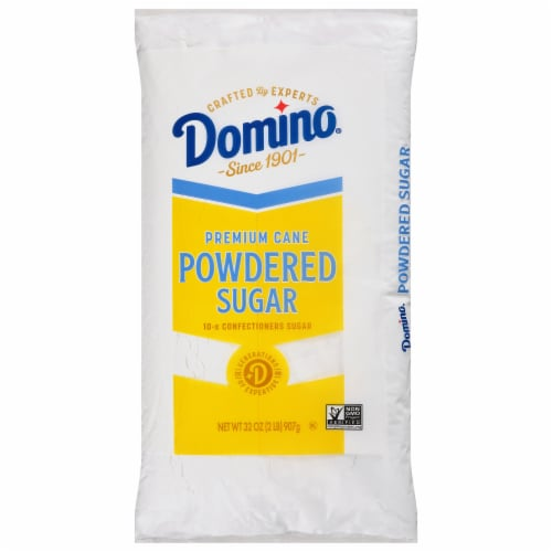 Domino Powdered Sugar Perspective: front