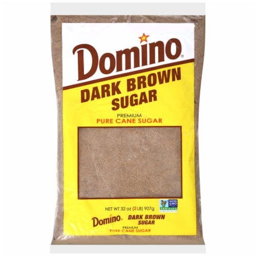 Domino Dark Brown Sugar Perspective: front