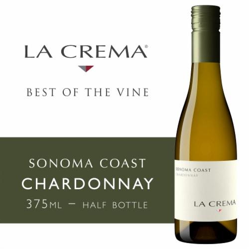 La Crema Sonoma Coast Chardonnay White Wine Perspective: front