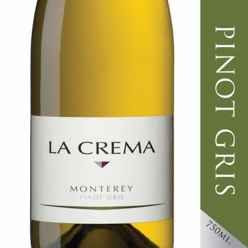 La Crema Monterey Pinot Gris White Wine Perspective: front