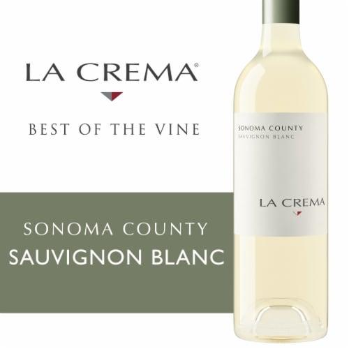 La Crema Sonoma County Sauvignon Blanc White Wine Perspective: front