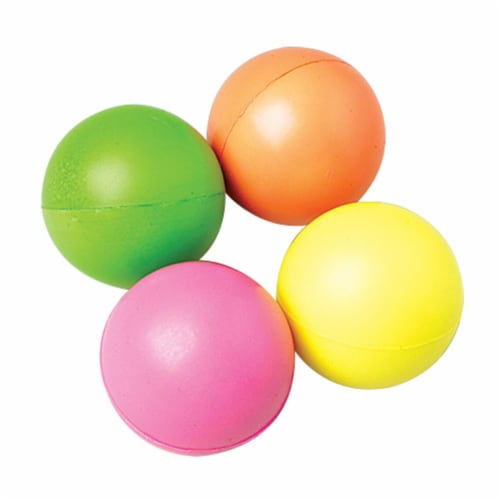 US Toy Company 7229 Neon Squeeze Balls - Pack of 12 Perspective: front