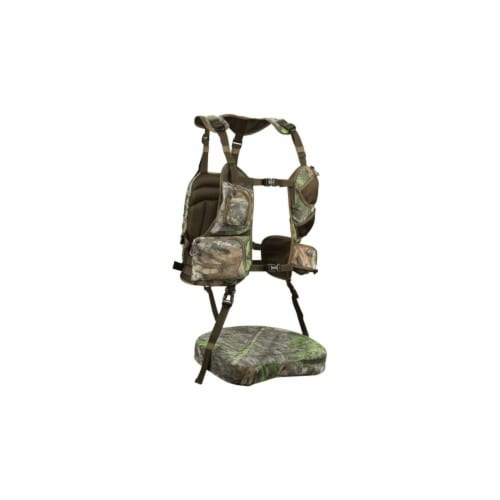 Knight & Hale KHT0066 Knight and Hale Run N Gun 200 Turkey Vest-MO Obsession Perspective: front