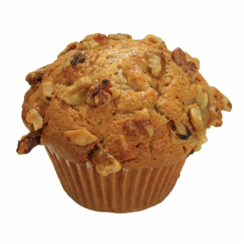 Davids Cookies Banana Nut Muffin, 6 Ounce -- 12 per case. Perspective: front