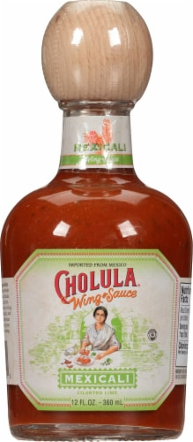 Cholula® Mexicali Wing Sauce Perspective: front