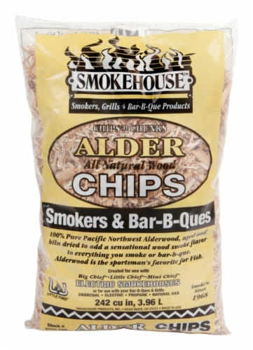 Smokehouse Products Alder Wood Bar-B-Que Chips Perspective: front