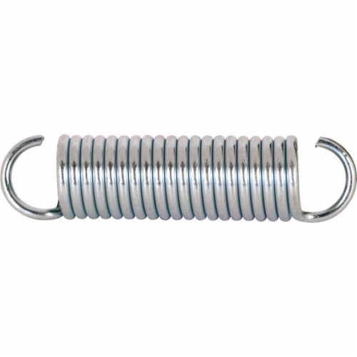 Prime-Line 3-1/8 in. L x 3/4 in. Dia. Extension Spring 2 pk - Case Of: 1; Each Pack Qty: 2; Perspective: front