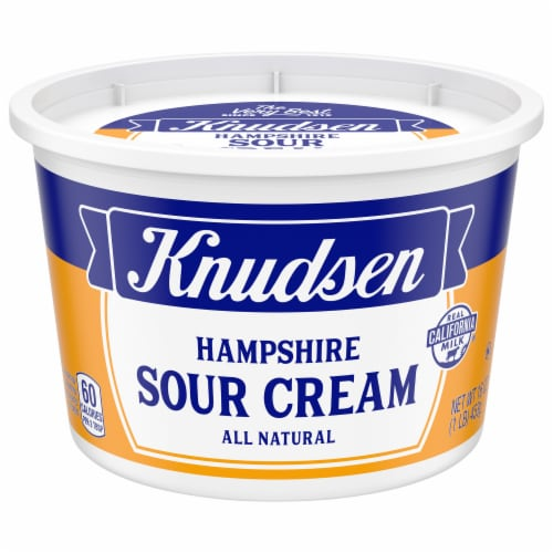 Knudsen Hampshire Sour Cream Perspective: front