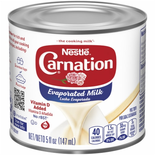 Nestle Carnation Evaporated Milk Perspective: front