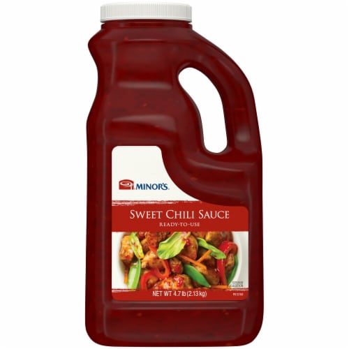 Minor's Sweet Chili Sauce Perspective: front