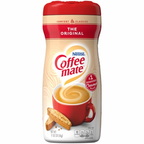Coffee-mate The Original Powder Coffee Creamer Perspective: front