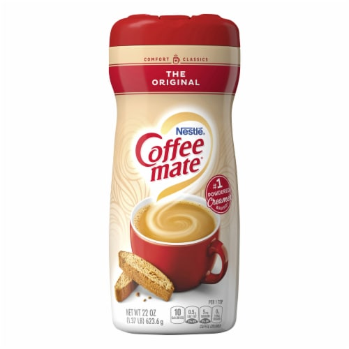 Nestle Coffee-mate Original Powdered Coffee Creamer Perspective: front