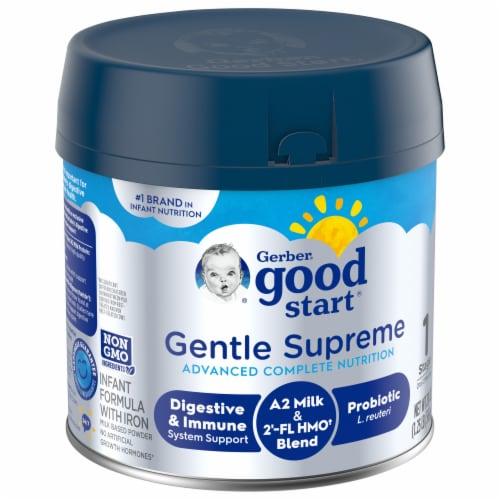 Gerber Good Start A2 Milk Stage 1 Infant Powder Formula Perspective: front