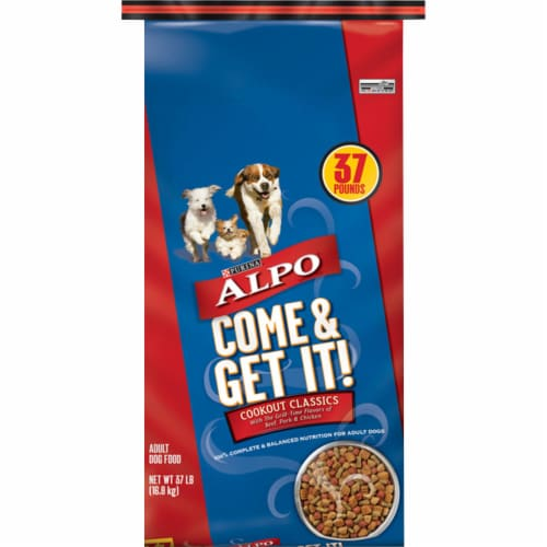 ALPO® Come & Get It! Cookout Classics Adult Dry Dog Food Perspective: front
