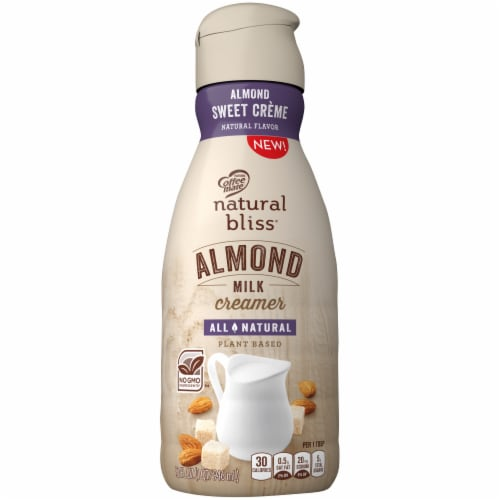 Coffee-mate Natural Bliss Almond Sweet Creme Coffee Creamer Perspective: front