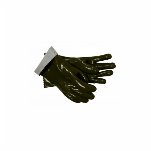 Charcoal Companion Insulated Food Gloves, Pair Perspective: front
