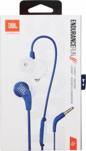 JBL® Blue Headphones Perspective: front