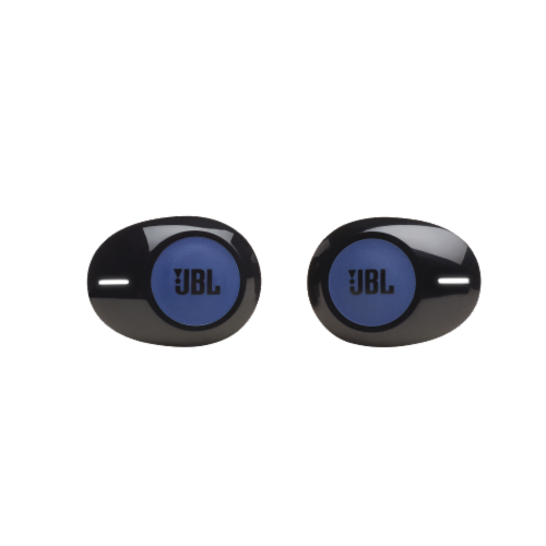 JBL Wireless Earbuds - Blue Perspective: front