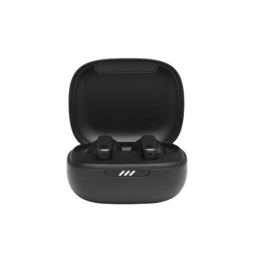 JBL Live Pro Wireless Earbuds - Black Perspective: front