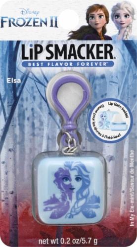 Lip Smacker Frozen 2 Elsa In My Ele-mint Keychain Lipbalm Perspective: front
