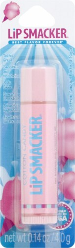 Lip Smacker Cotton Candy Lip Balm Perspective: front