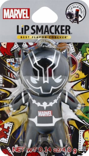 Lip Smacker Marvel Black Panther Lip Balm Perspective: front