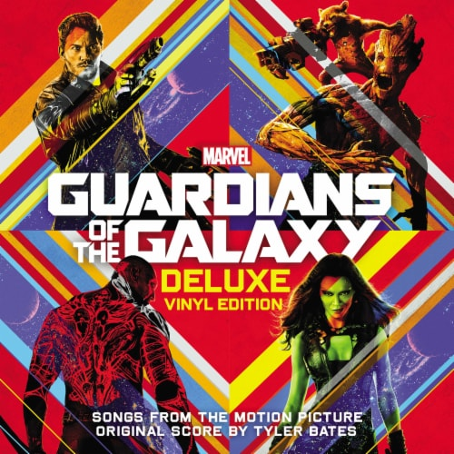 Various Artists: Guardians of the Galaxy Soundtrack (Vinyl) Perspective: front