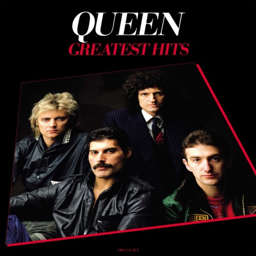 Queen: Greatest Hits I (Vinyl) Perspective: front