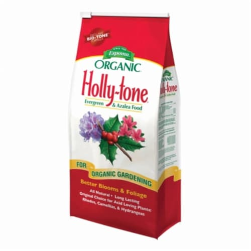 Espoma Holly-tone Granules Organic Plant Food 8 lb. - Case Of: 1; Perspective: front