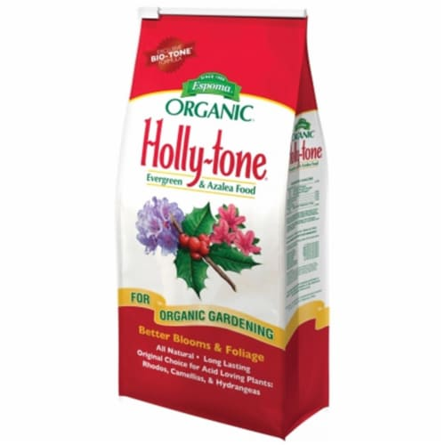 Espoma Holly-tone Granules Organic Plant Food 36 lb. - Case Of: 1; Perspective: front