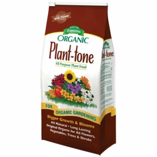 Espoma Plant-tone Granules Organic Plant Food 18 lb. - Case Of: 1; Perspective: front