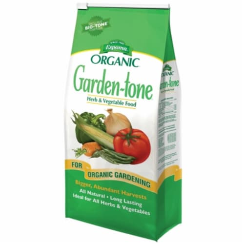 Espoma Garden-tone Granules Organic Plant Food 18 lb. - Case Of: 1; Perspective: front