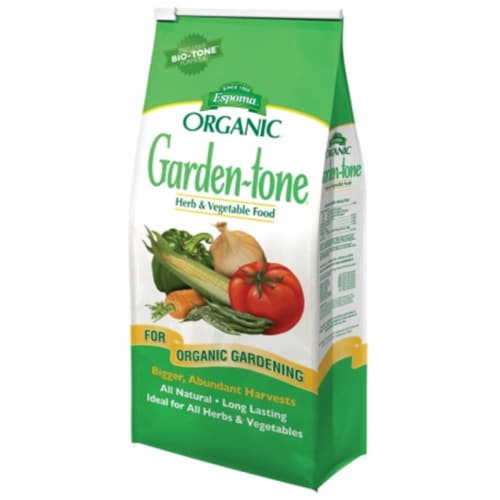 Espoma Garden-tone Granules Organic Plant Food 36 lb. - Case Of: 1; Perspective: front
