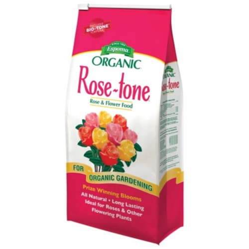 Espoma Rose-Tone Granules Organic Plant Food 18 lb. - Case Of: 1; Perspective: front