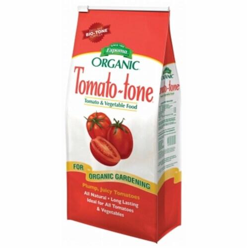 Espoma Tomato-Tone Granules Organic Plant Food 18 lb. - Case Of: 1; Perspective: front