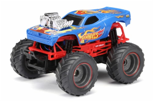 New Bright Monster Truck Vehicle - Assorted Perspective: front