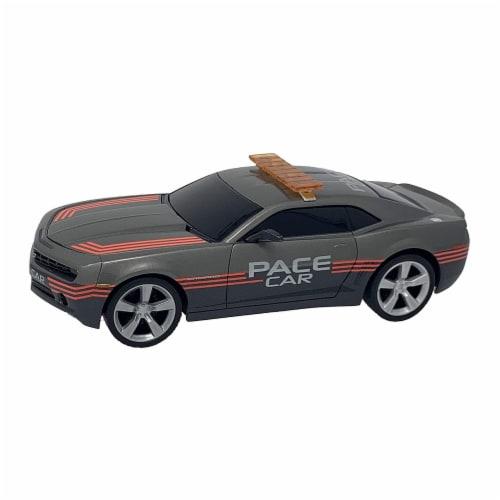 Carrera Digital 132 Chevrolet Camaro Pace Car Electric Slot Car Perspective: front