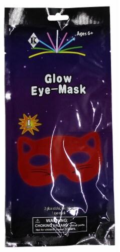 Klein International Glow Fun Cat Eye Mask Perspective: front