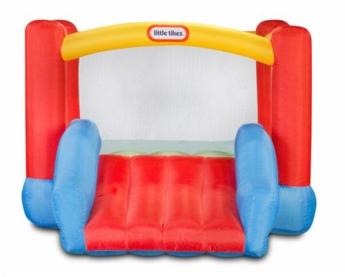 Little Tikes Jr. Jump 'n Slide Bouncer Perspective: front