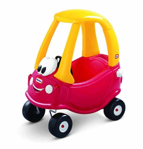Little Tikes Cozy Coupe Perspective: front