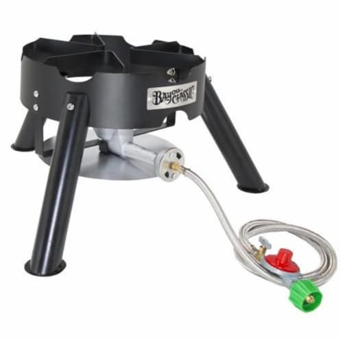 Bayou Classic SP31 14 in. High Pressure Cooker - Deluxe Perspective: front