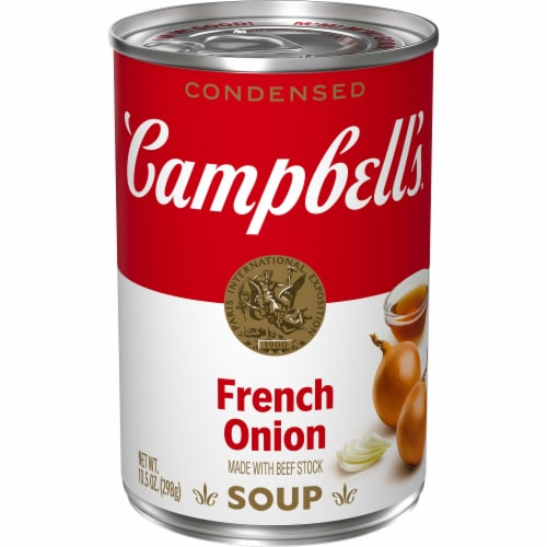 Campbell's French Onion Condensed Soup Perspective: front
