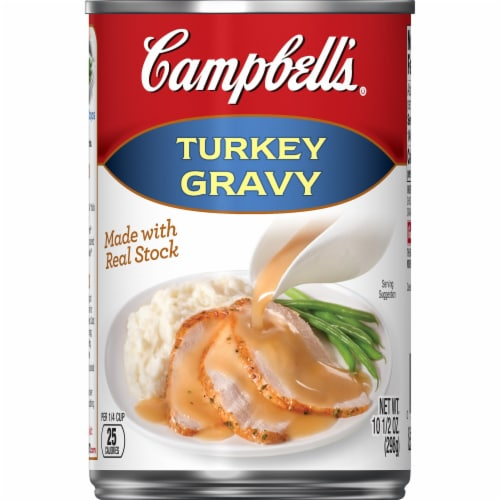 Campbell's Turkey Gravy Perspective: front